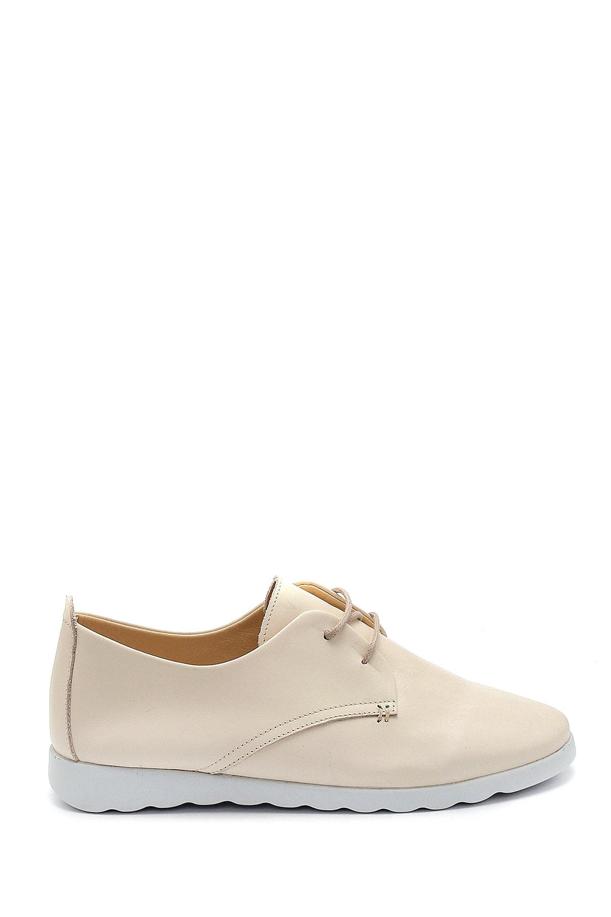 Kadın Deri Oxford Ayakkabı