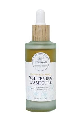 Seohwabi Whitening C+ Ampoule - Aydınlatıcı C Vitaminli Ampul 0