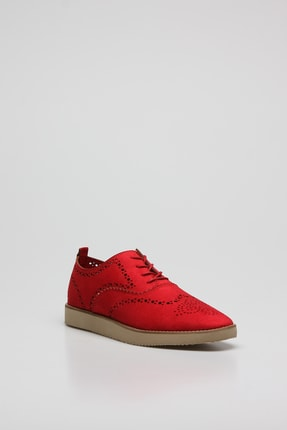Rovigo Kırmızı Kadın Babet 061001-06 2