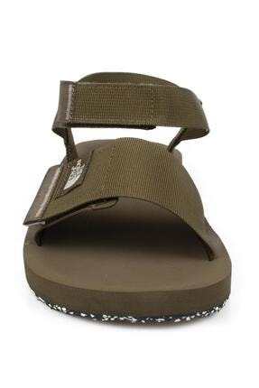 The North Face Erkek Haki Mens Skeena Sandal Sandalet Nf0a46bg-m 2