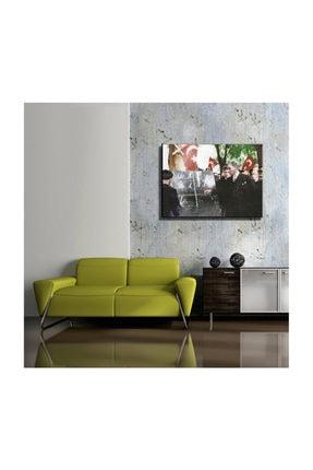 mağazacım Atatürk Harf Devrimi 50 Cm X 70 Cm Kanvas Tablo Tbl1201 2