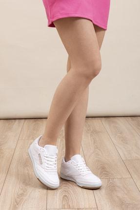 Tonny Black Beyaz Fuşya Unisex Sneaker TB107-0 3