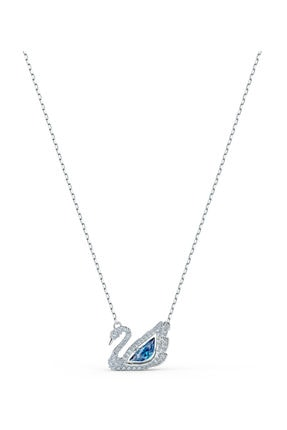 Swarovski Kolye Dancing Swan-necklace Czfu-rhs Anni 5533397 0