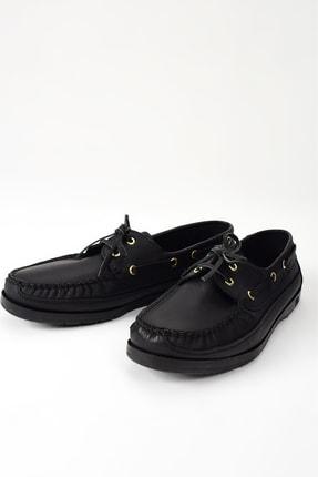 Ziya Hakiki Deri Siyah Erkek Ayakkabı 101119 29 1 3
