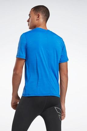 Reebok One Series Running Activchill Tee T-shirt Mavi 1