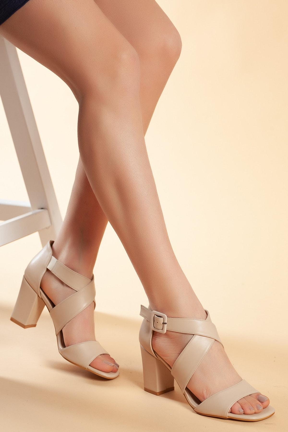 Daxtors Vizyon Kadın Ayakkabı DXTRSFLDN208 0