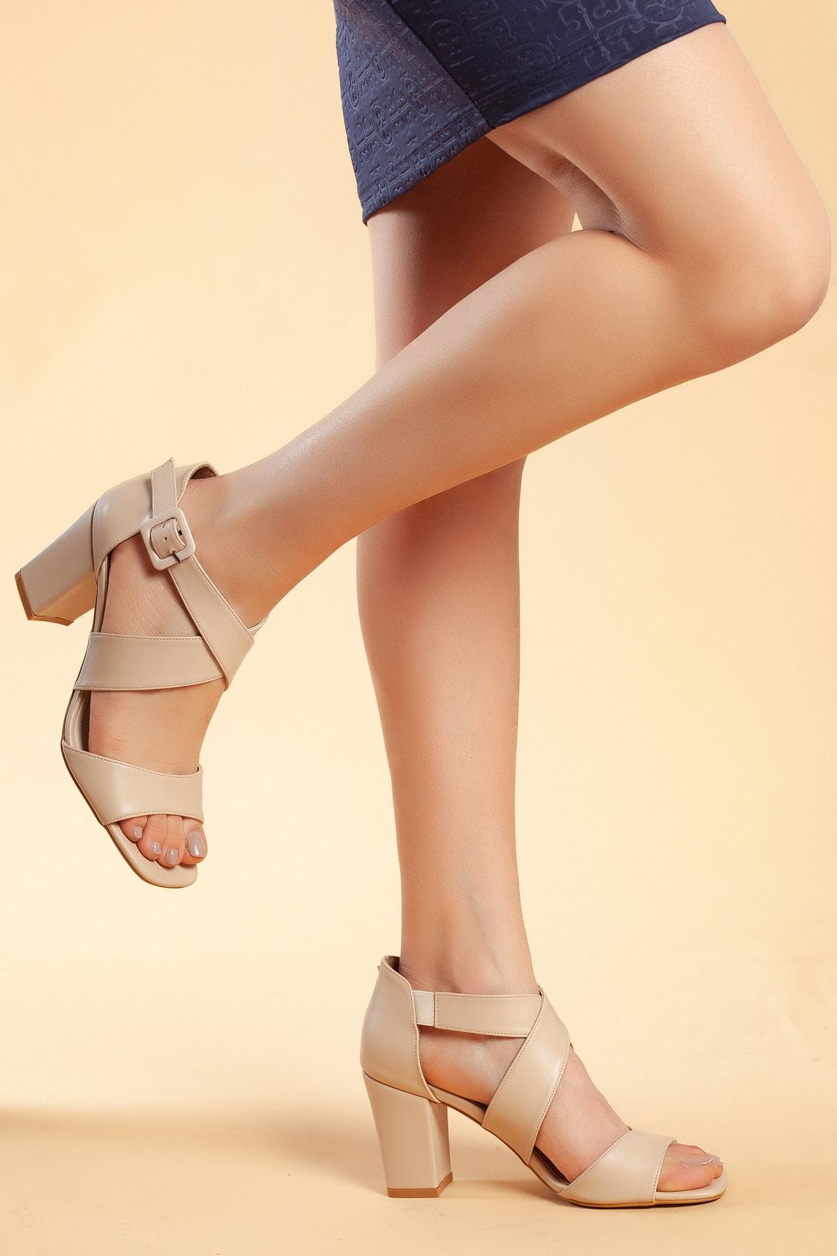 Daxtors Vizyon Kadın Ayakkabı DXTRSFLDN208 1