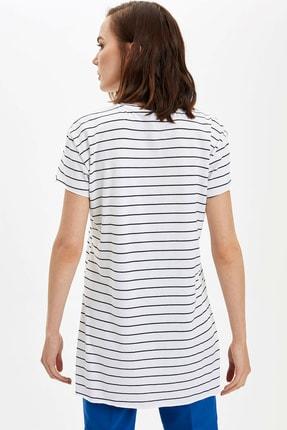 Defacto Basic Kısa Kollu Tişört 4