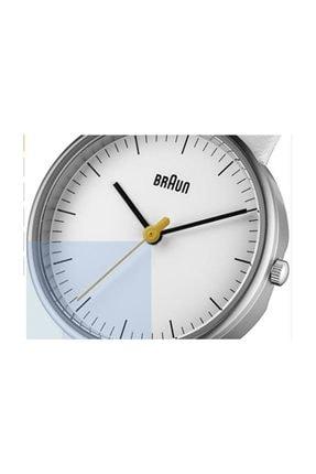 Braun Bn0021whwhl Deri Kayışlı Klasik Kadın Kol Saati 1
