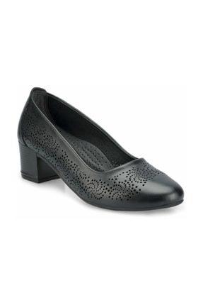 Polaris 161063.Z Siyah Kadın Ayakkabı 100509029 0