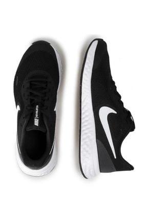 Nike Revolution Kadın Koşu Yürüyüş Ayakkabısı Siyah 3