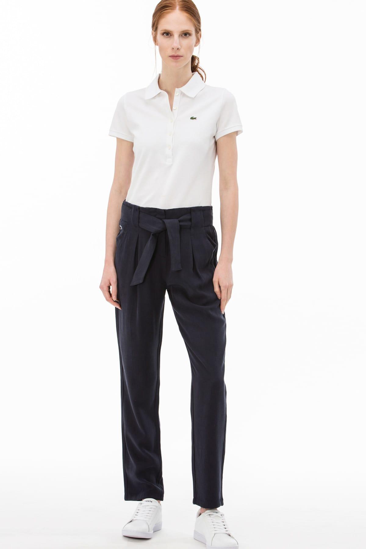 Kadın Lacivert Pantolon HF0904