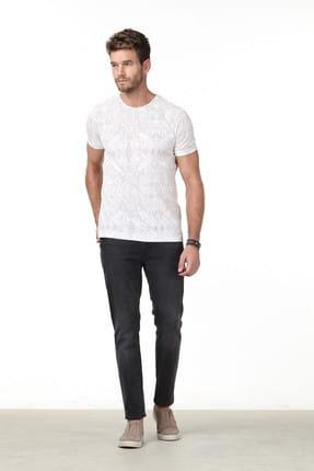 Ramsey Baskılı Örme T-Shirt - RP10106641 1