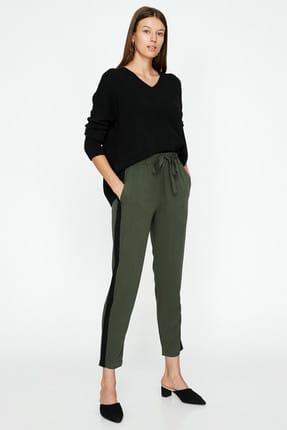 Kadın Yeşil Pantolon 8YAK42820UW