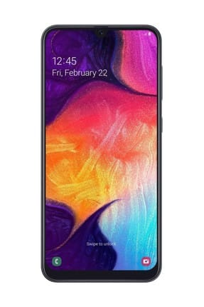 Samsung Galaxy A50 64 GB Siyah Cep Telefonu (Samsung Türkiye Garantili) 0