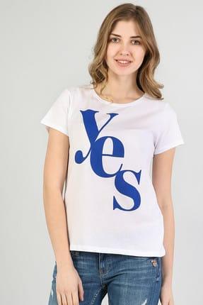 Colin's Kadın Tshirt K.kol CL1043740 0