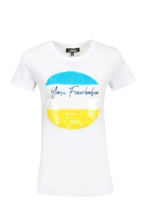 Fenerbahçe KADIN TRIBUN YAŞA T-Shirt 0