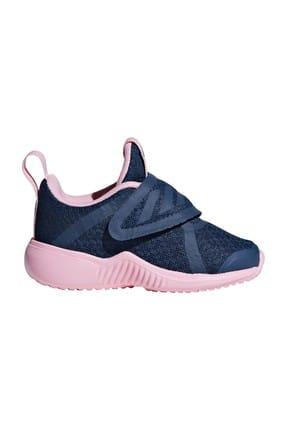 adidas FORTARUN X CF MAVI BEYAZ Kız Çocuk Kalın Tabanlı Sneaker 100575689 1