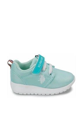 US Polo Assn HONEY Mint Unisex Çocuk Sneaker Ayakkabı 100365355 1