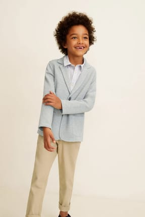 Mango Bej Erkek Çocuk Pantolon 43035013 1
