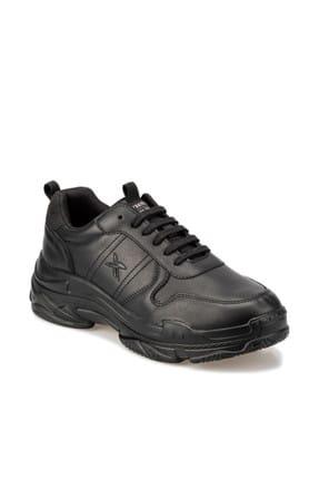 Kinetix CRIME 9PR Siyah Erkek Kalın Taban Sneaker Spor Ayakkabı 100418295 1