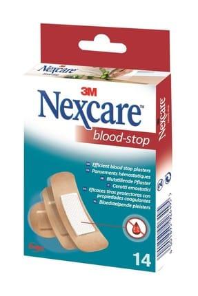 Nexcare Kanamayı Durdurucu Yara Bandı, 14'Lü Paket 0