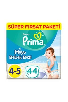 Prima Mayo Bebek Bezi 4 Beden Maxi 44 Adet 0