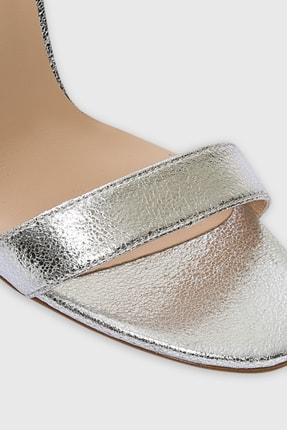 Aldo Metalik Kadın Sandalet 108604 3