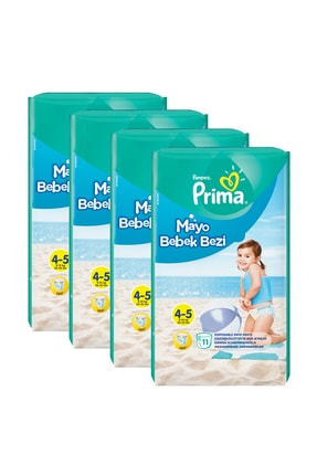 Prima Mayo Bebek Bezi 4 Beden Maxi 44 Adet 1