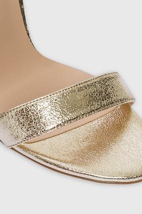 Aldo Metalik Kadın Sandalet 108605 3