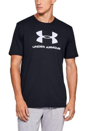 Under Armour Erkek Spor T-Shirt - SPORTSTYLE LOGO SS - 1329590-001 0