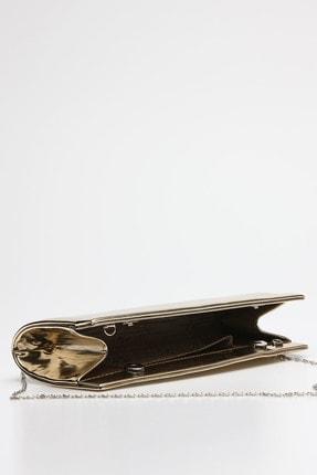 Rovigo Altın Kadın Abiye Çanta 90501519-03 3