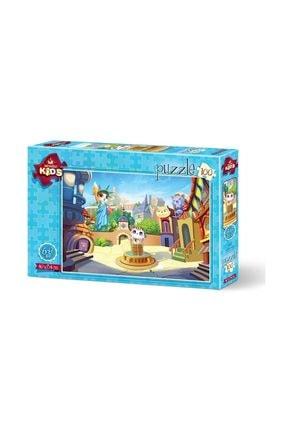 Anatolian Puzzle Kids 100 Parça Kedi Kasabası 4507 0