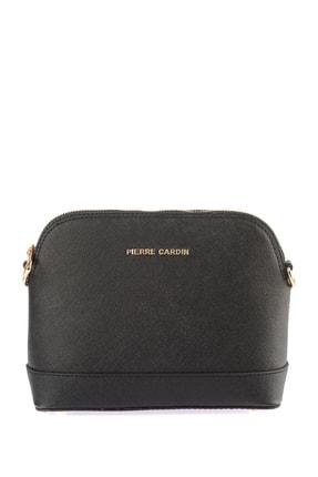 Pierre Cardin Siyah Omuz Çantası 05PO16K1320 1