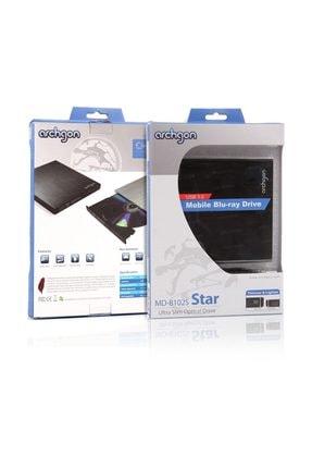 Panasonic MD 8102U3 USB 3.0 Harici Blu-ray Writer (PNS-MD8102U3) 2