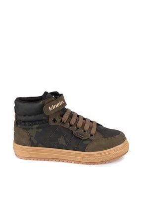 Kinetix WIDE 9PR Haki Erkek Çocuk Sneaker Ayakkabı 100427617 1