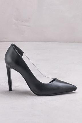 Elle CHAVELA Siyah Kadın Topuklu Ayakkabı 3