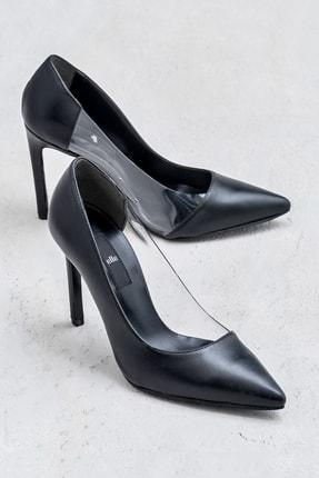 Elle CHAVELA Siyah Kadın Topuklu Ayakkabı 0