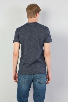 Colin's Mavi Erkek Tshirt K.kol CL1045514 1