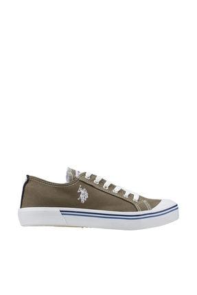 US Polo Assn PENELOPE Haki Erkek Sneaker 100248653 0