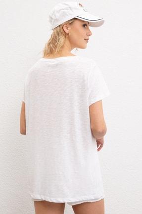 US Polo Assn Kadın T-Shirt G082SZ011.000.1003945 2