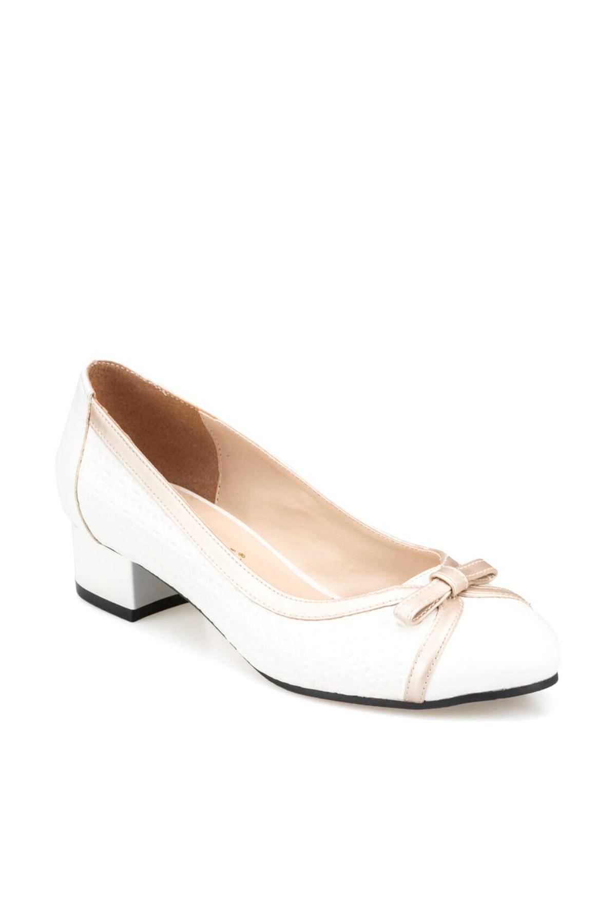 91.150709.Z Beyaz Kadın Ayakkabı 100375054