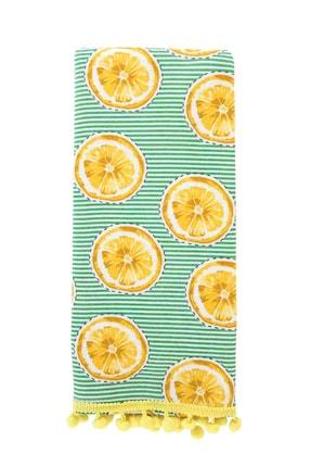Bella Maison %100 Pamuk Lemon 2'li Mutfak Havlusu 2