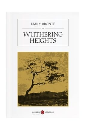 Karbon Kitaplar Wuthering Heights - Emily Bronte 0