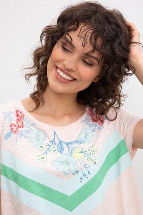 US Polo Assn Kadın T-Shirt G082SZ011.000.1003934 1