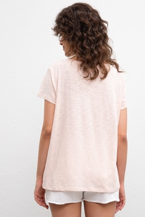 US Polo Assn Kadın T-Shirt G082SZ011.000.1003934 2