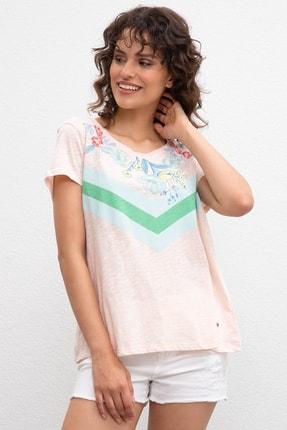US Polo Assn Kadın T-Shirt G082SZ011.000.1003934 0