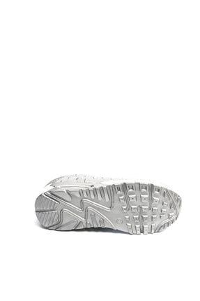 Guja Gümüş Rengi Kadın Yürüyüş Ayakkabısı 18YGUZ165G 1