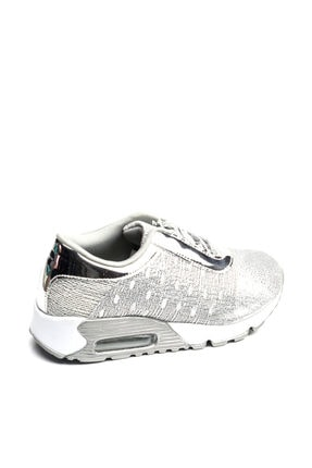 Guja Gümüş Rengi Kadın Yürüyüş Ayakkabısı 18YGUZ165G 3