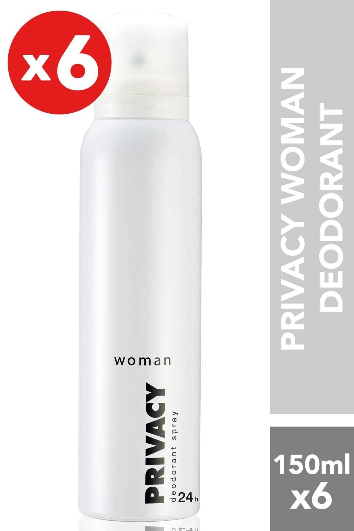 Kadın Deodorant 150ml x 6
